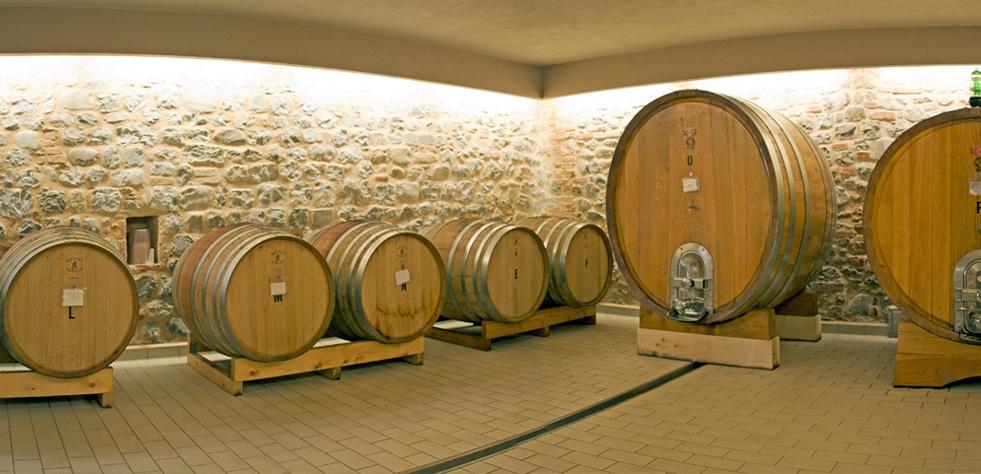 Casale Pozzuolo vino rosso Montecucco Doc