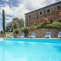 historic residence for holidays in tuscany