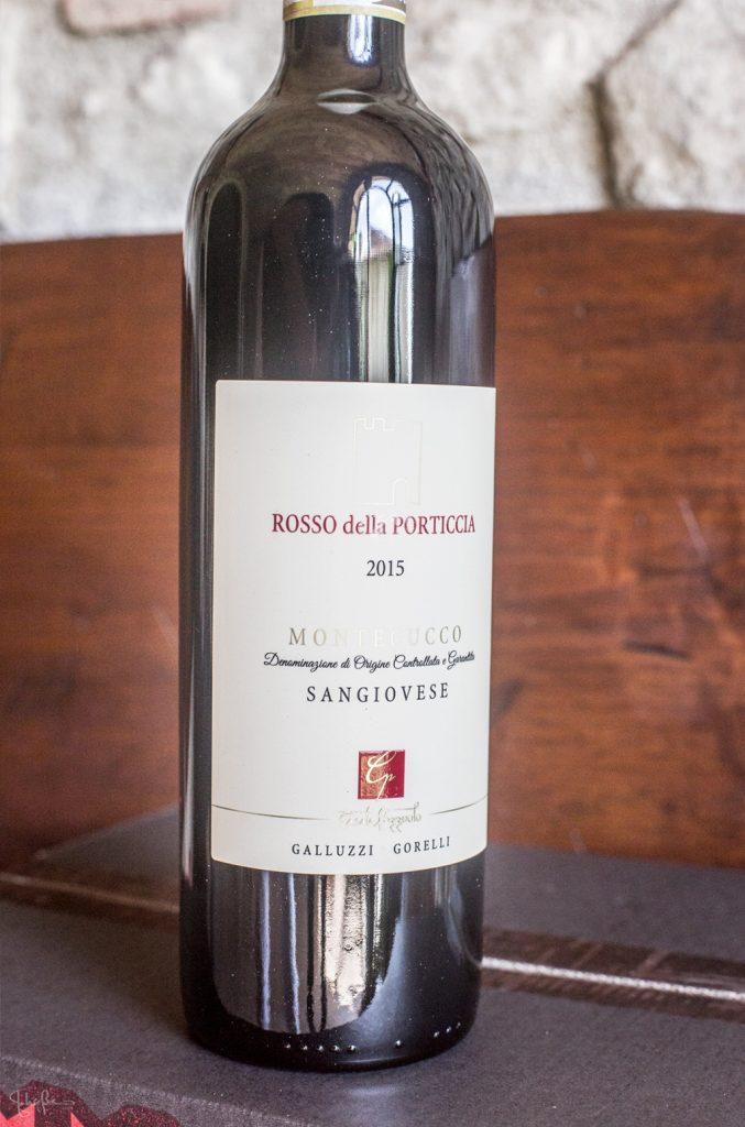 rosso della porticcia montecucco docg vini