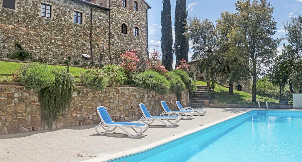 appartamenti in toscana con piscina 2