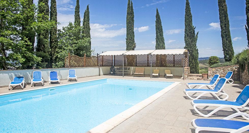 appartamenti in toscana con piscina 3