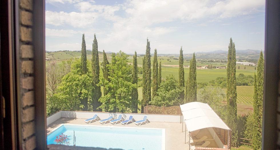 appartamenti in toscana con piscina 5