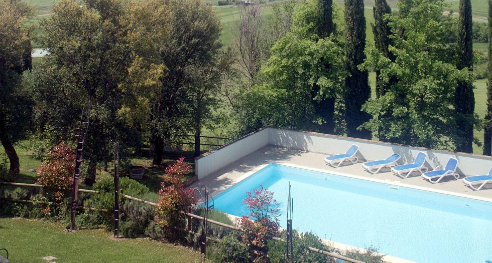 appartamenti in toscana con piscina 6