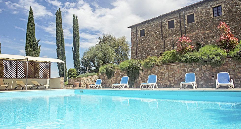 ferienhaus mit pool in der toskana 1