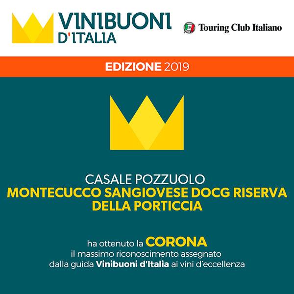 rosso della porticcia coronoa vinibuoni d'italia